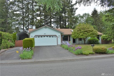 Lacey Single Family Home For Sale: 3601 Stikes Lp SE