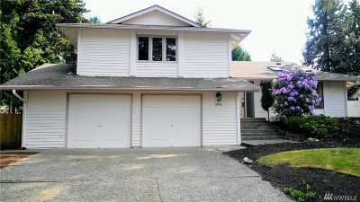 Federal Way Single Family Home For Sale: 32216 40th Place SW