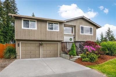 Everett Single Family Home For Sale: 3305 124th St SE