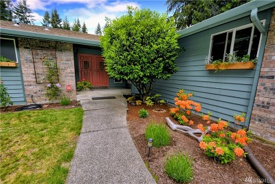 Gig Harbor Single Family Home For Sale: 3707 123rd St Ct NW