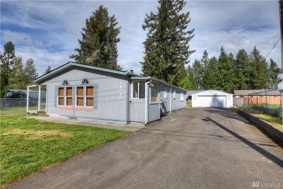 Tenino Single Family Home For Sale: 11948 Sanford St SE
