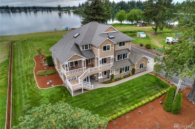 Lake Tapps WA Single Family Home For Sale: $1,399,950