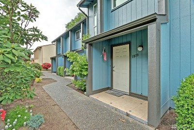 Auburn WA Condo/Townhouse For Sale: $224,950