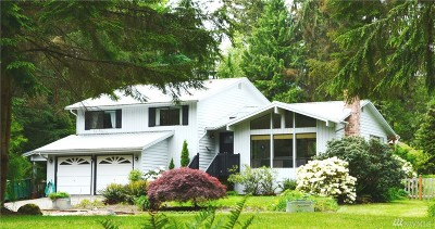 Woodinville Single Family Home For Sale: 15227 223rd Ave NE