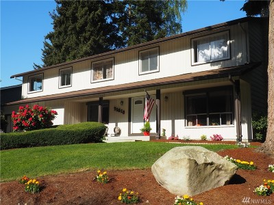 Federal Way Single Family Home For Sale: 31610 42nd Ave SW