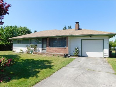 Tacoma Single Family Home For Sale: 1417 114th St S
