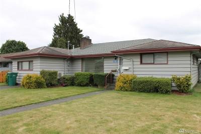 Burlington Single Family Home Sold: 113 N McKinley St