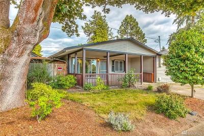Auburn Single Family Home For Sale: 1620 M St NE