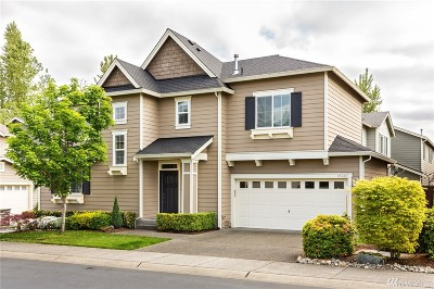 Bothell Single Family Home For Sale: 18207 36th Ave SE
