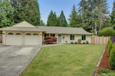 Woodinville Single Family Home For Sale: 13236 NE 193rd Place