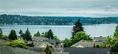 Renton Single Family Home For Sale: 3426 Garden Ave N