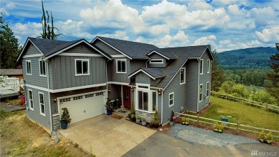 Monroe Single Family Home For Sale: 115 E Rivmont Dr