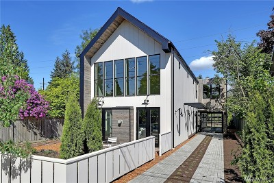 Seattle Single Family Home For Sale: 9008 Evanston Ave N