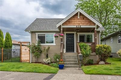 Renton Single Family Home For Sale: 414 Burnett Ave N