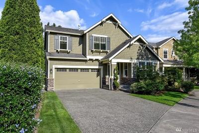 Redmond Single Family Home For Sale: 11848 173rd Place NE