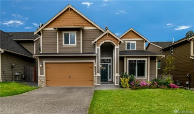 Spanaway Single Family Home For Sale: 4035 202nd St E