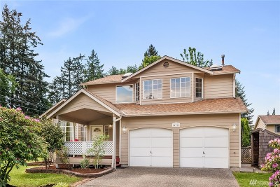 Edmonds Single Family Home For Sale: 14728 55th Place W