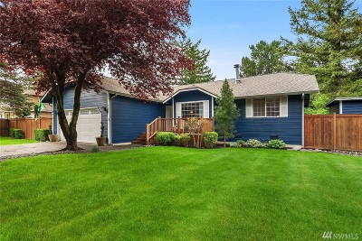 North Bend, Snoqualmie Single Family Home For Sale: 121 W 6th St