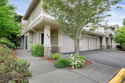 Auburn WA Condo/Townhouse For Sale: $249,950