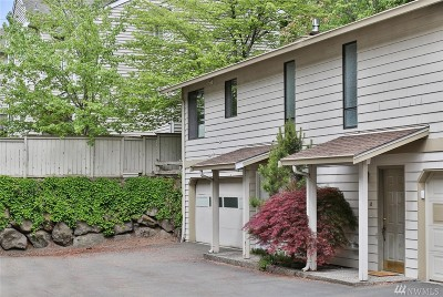 Bellevue Condo/Townhouse For Sale: 12530 SE 30th St #A1