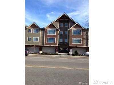 Lynden Condo/Townhouse For Sale: 8780 Depot Rd #208