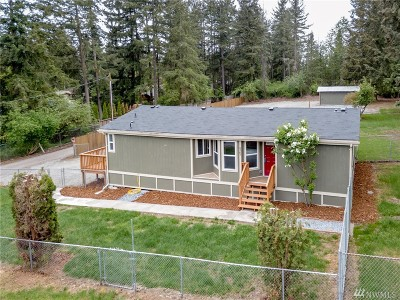 Puyallup Single Family Home For Sale: 6507 162nd St E