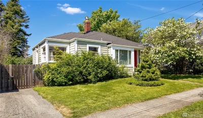 Bellingham Single Family Home For Sale: 2211 E Street