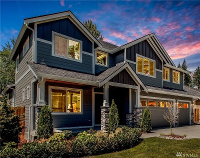 Gig Harbor Single Family Home For Sale: 7022 Teal Lp