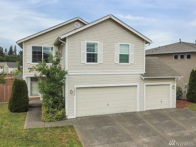 Renton Single Family Home For Sale: 16922 SE 182nd Place