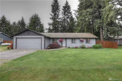 Rochester WA Single Family Home For Sale: $269,900
