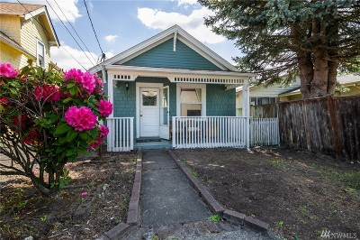 Tacoma Single Family Home For Sale: 828 S 74th St