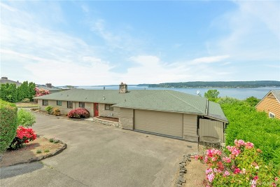 Pierce County Single Family Home For Sale: 3110 Olympic Blvd W