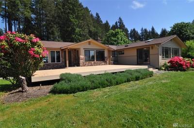 Port Orchard Single Family Home For Sale: 10903 Horizon Lane West SE