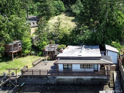 Gig Harbor Single Family Home For Sale: 7512 Ray Nash Dr