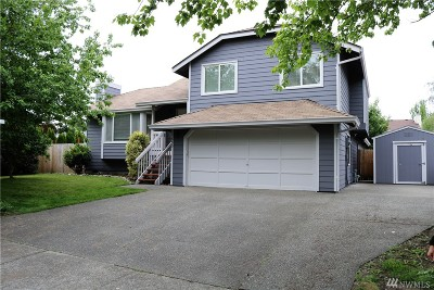 Enumclaw Single Family Home Contingent: 355 Chinook Ave
