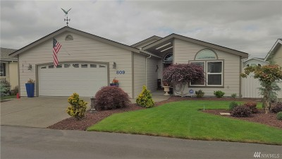 Orting Condo/Townhouse For Sale: 809 Maple Lane SW