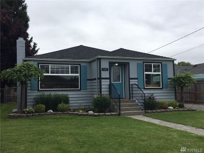 Sumner Single Family Home For Sale: 1431 Mason St