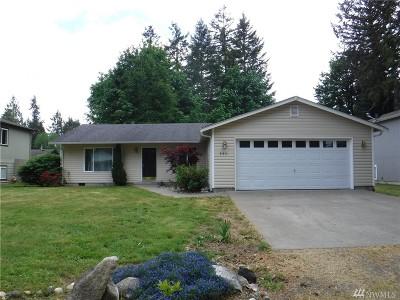 Mason County Single Family Home For Sale: 2331 E Crestview Dr
