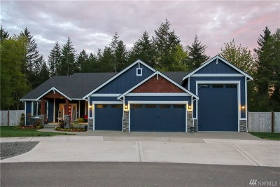 Roy Single Family Home Contingent: 29920 33rd Ave S