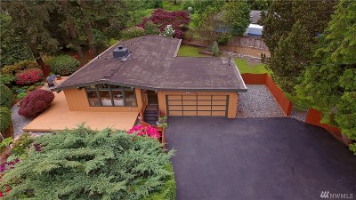 Bothell Single Family Home For Sale: 716 232nd St SE
