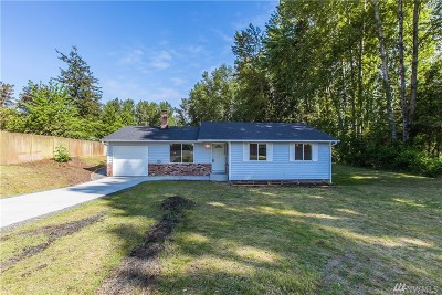 Everett Single Family Home For Sale: 10507 Rosewood Ave