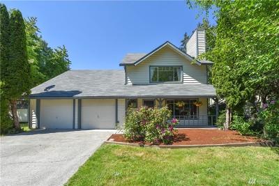 Lake Stevens Single Family Home For Sale: 12019 26th St NE