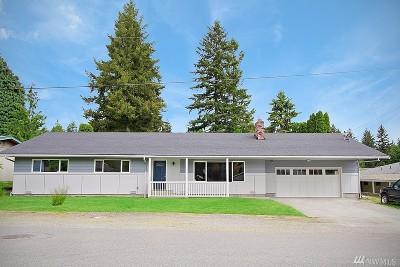 Everett Single Family Home For Sale: 3719 109th St NE