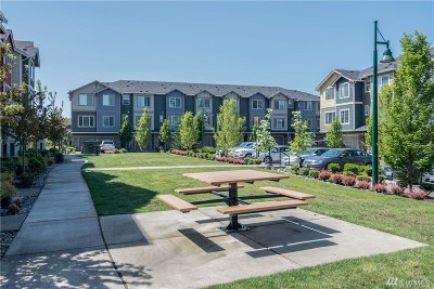 Mill Creek Condo/Townhouse For Sale: 4410 136th St SE #4