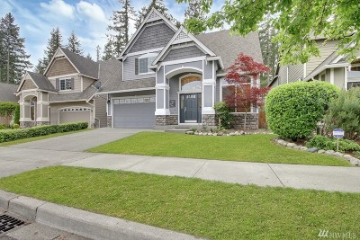 Maple Valley Single Family Home For Sale: 27649 236th Ct SE