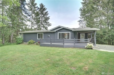Roy Single Family Home For Sale: 28424 73rd Ave S