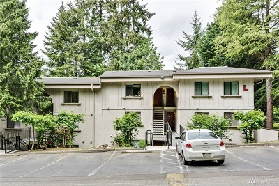 Kirkland Condo/Townhouse For Sale: 12736 NE 116th St #L33