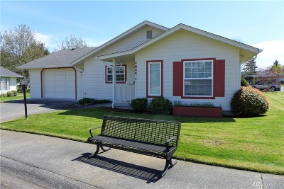 Centralia Single Family Home For Sale: 1200 Searle Dr