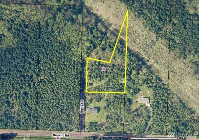 Residential Lots & Land For Sale: Haywire Rd
