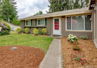 Federal Way Single Family Home For Sale: 30457 3rd Place S